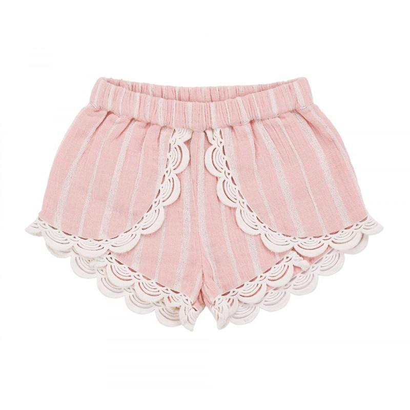 Louise Misha Kai Shorts Blush Stripes