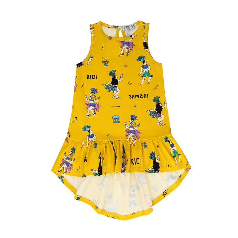 Raspberry Republic Dress – Samba de Janeiro SS19