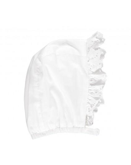 Marmar Acelia Frill white