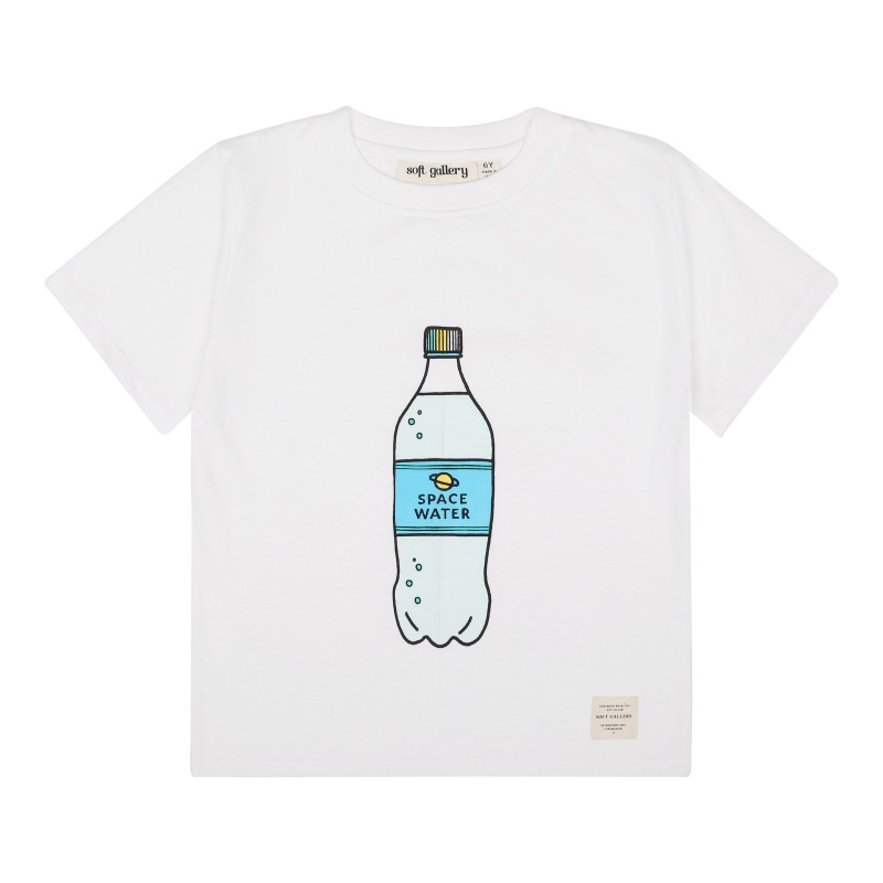Soft Gallery Kids Asger T-shirt White