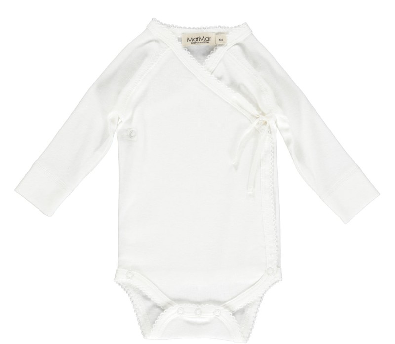 Marmar Belita New Born Body Baby Unisex Gentle White