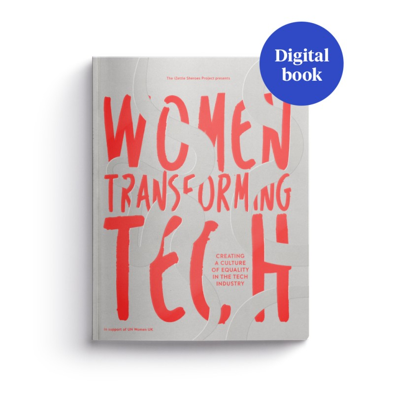 Women Transforming Tech ebook