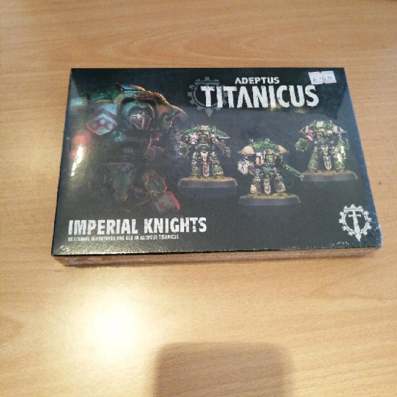 ADEPTUS TITANICUS - Too Many Metal Men