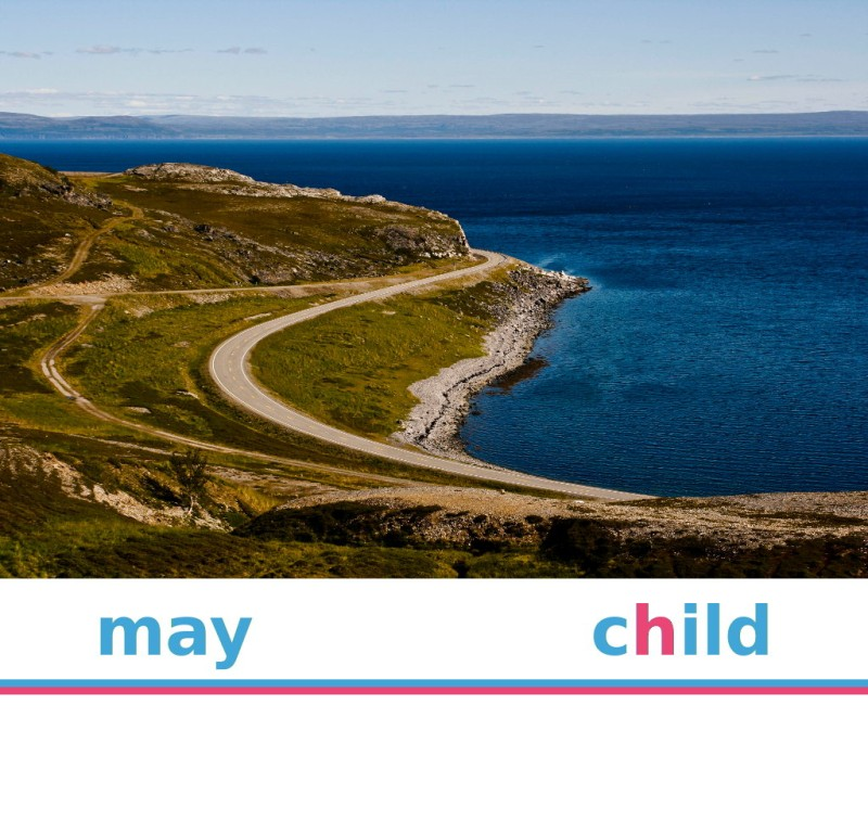 North Cape Sightseeing – May 2021 – Child