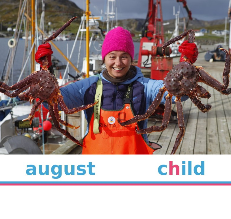 North Cape Sightseeing - August 2019 - Child