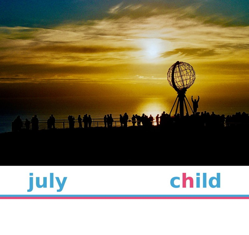 North Cape Sightseeing - July 2020 - Child