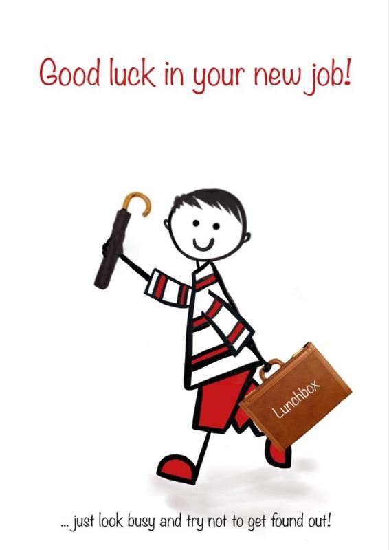 New Job Boy (FDE27)