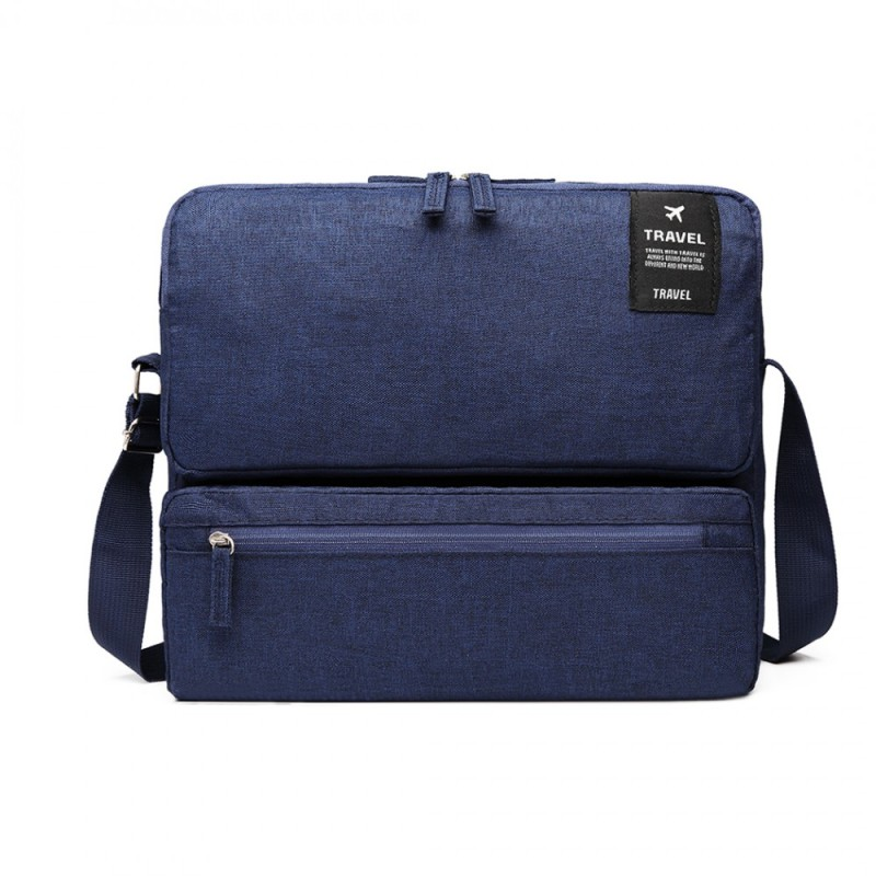 Kono Travel Bag - Navy