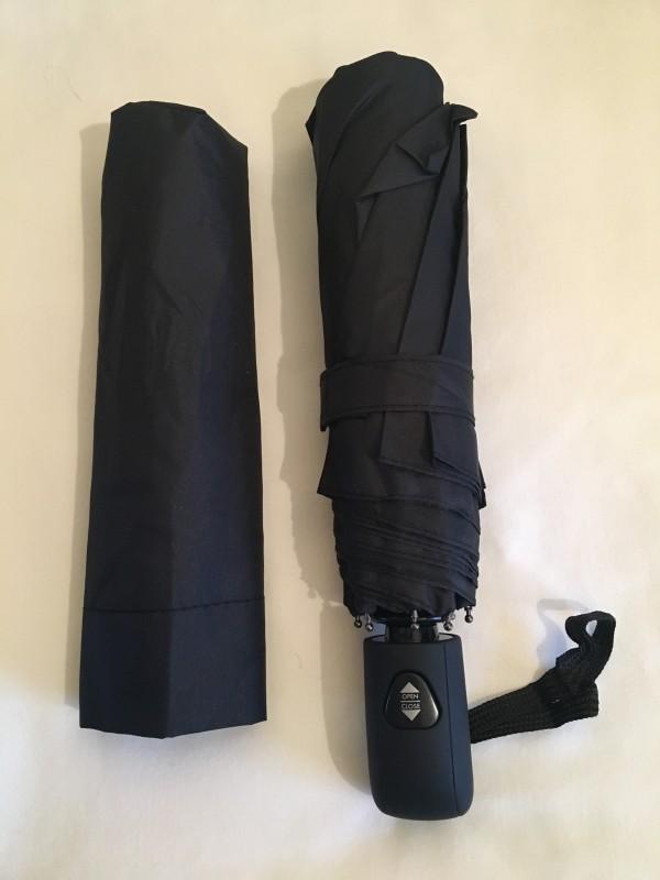 Umbrella (Auto Open & Close) Small – Black
