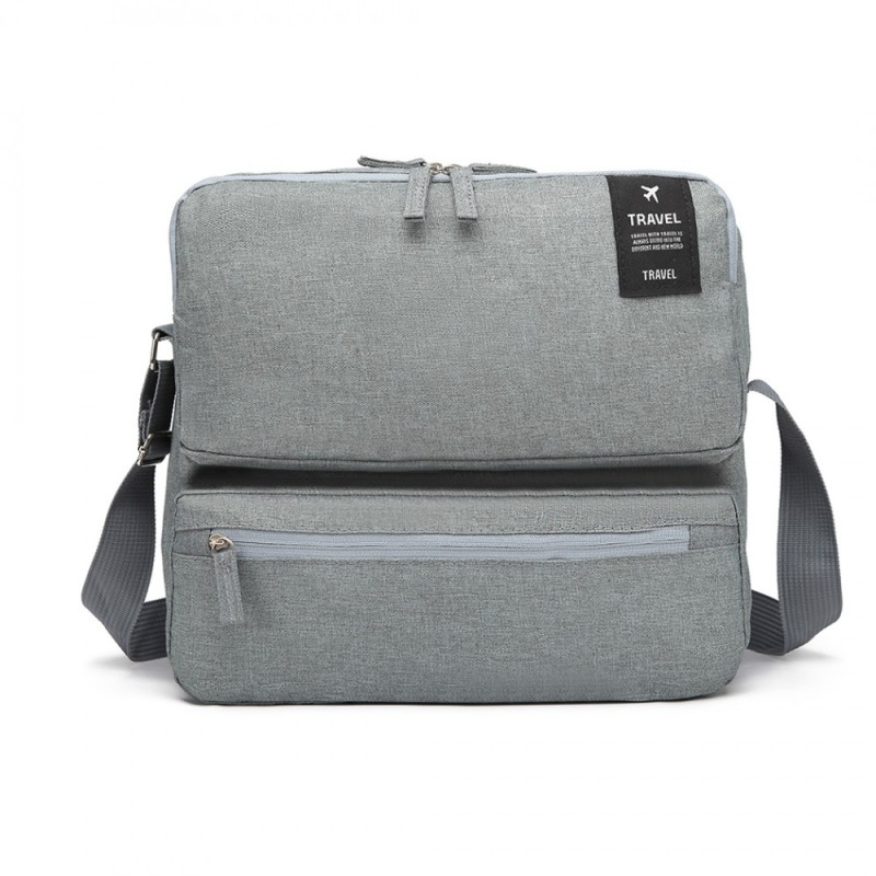 Kono Travel Bag - Light Grey