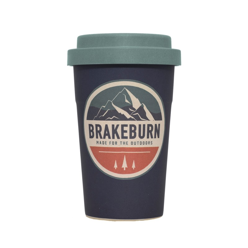 Brakeburn Outdoors Bamboo Travel Cup