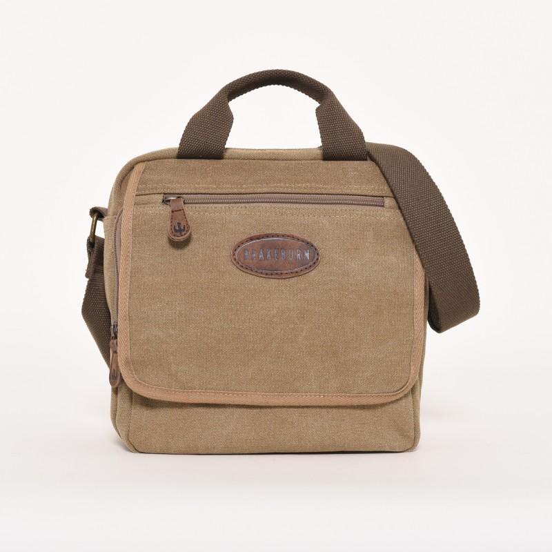Brakeburn Canvas Cross Body Bag