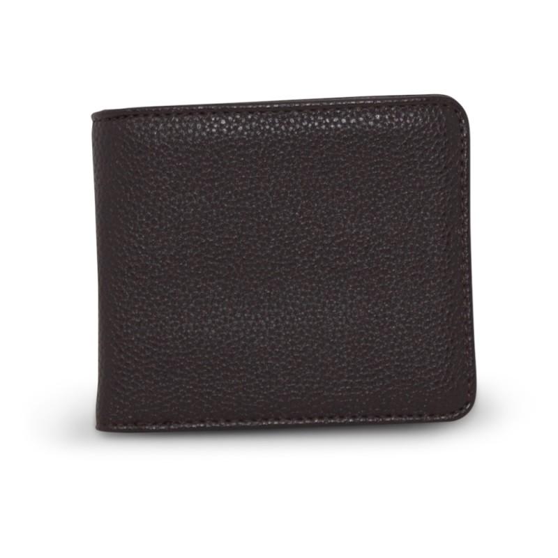 Classic Bi-Fold Wallet - Coffee