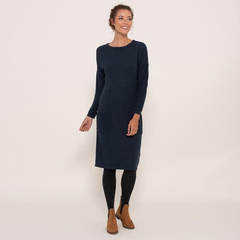 Brakeburn Seed Knit Dress