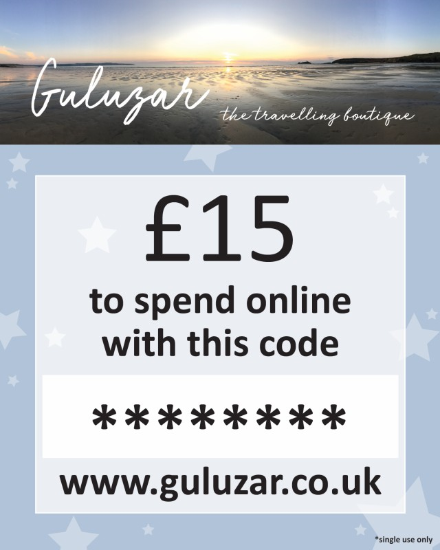 £15 Online Gift Card