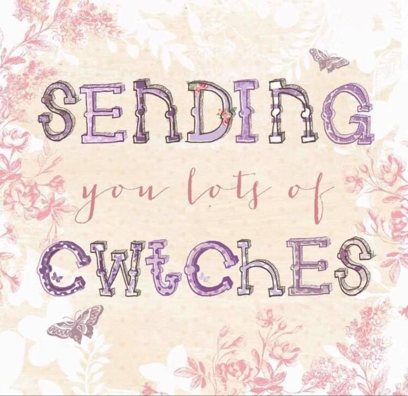 Sending Cwtches (CAR056)