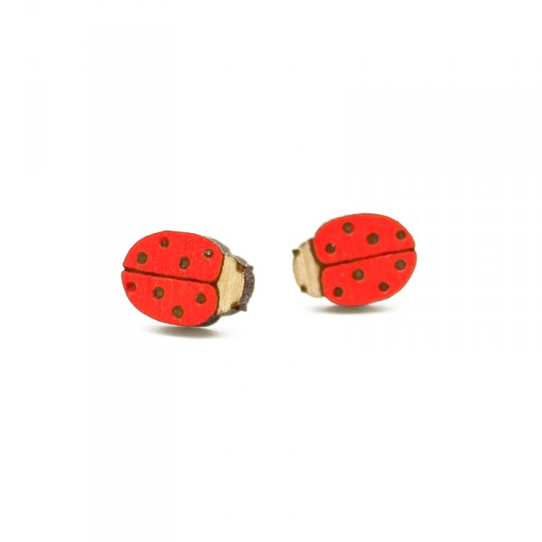 Lady Bird Earrings by Layla Amber