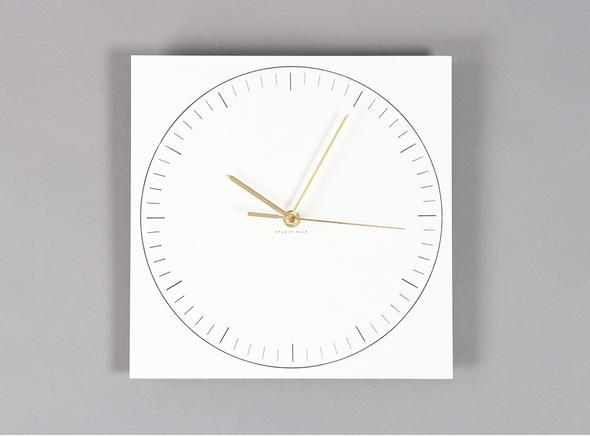 Paper Clock by Studio Wald