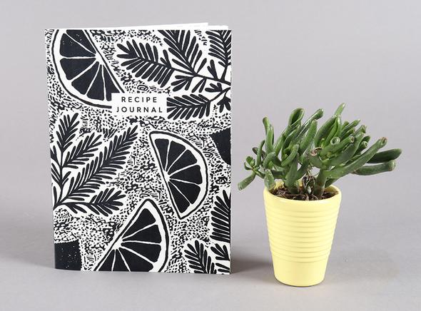 Recipe Journal by Studio Wald