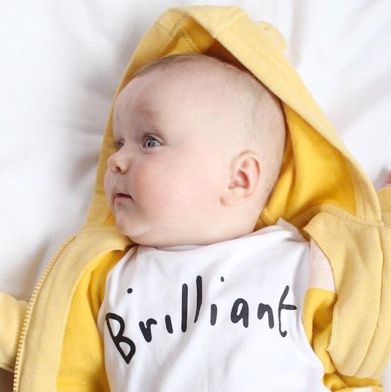 Brilliant Positivi-tee white t-shirt by HahOnline