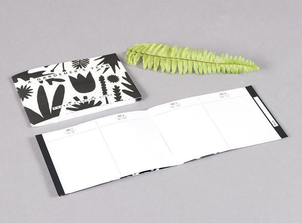 Gardener's Diary by Studio Wald