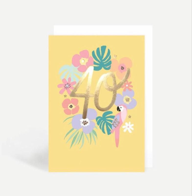 40th Birthday (CO10)