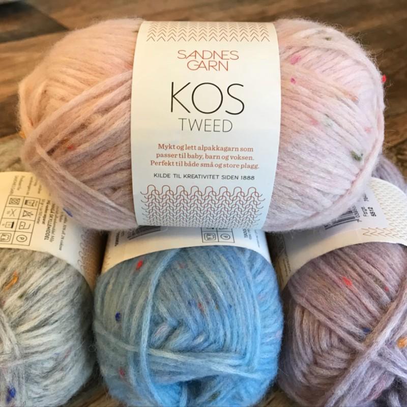 garnet Kos tweed