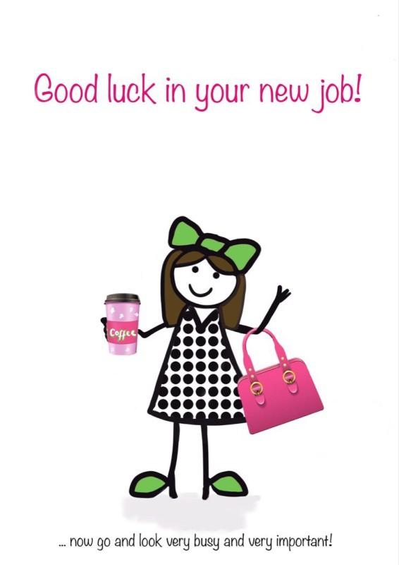 New Job Girl (FDE26)