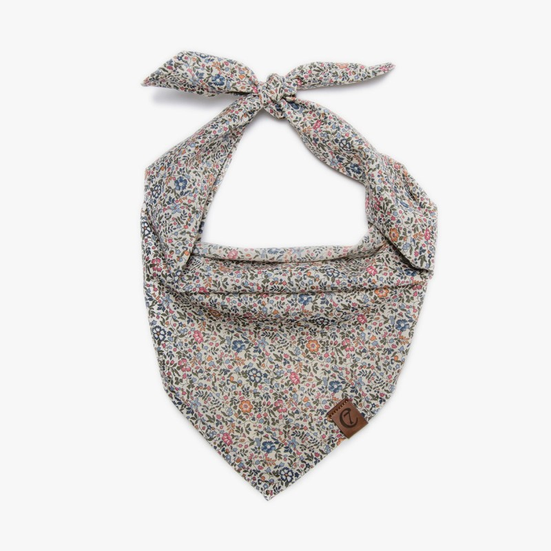 Cloud7 HUNDSCARF LIBERTY LONDON MILLE FLEURS