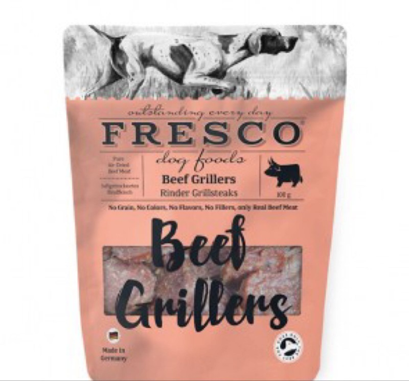 Fresco Beef Grillers - Nöt