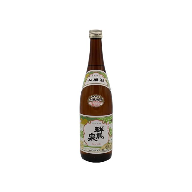 Gunma Izumi Yamahai Honjozo