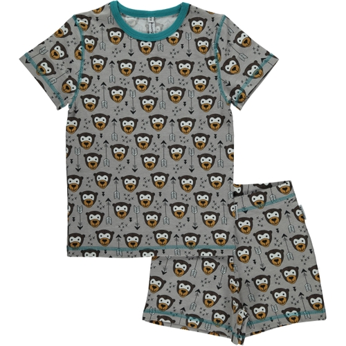 Pyjama Set SS LITTLE ARROW MONKEY
