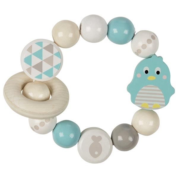 Touch ring elastic penguin
