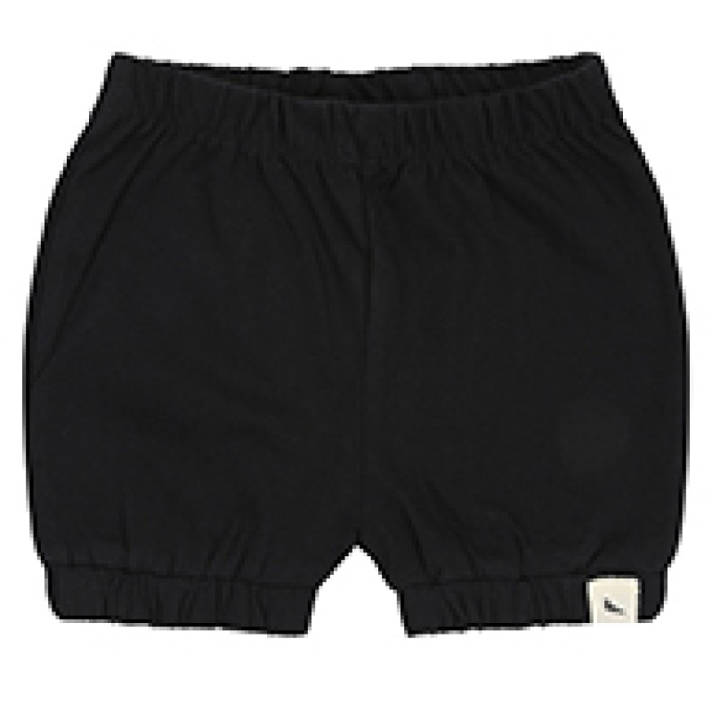 Bloomer Shorts Plain Black