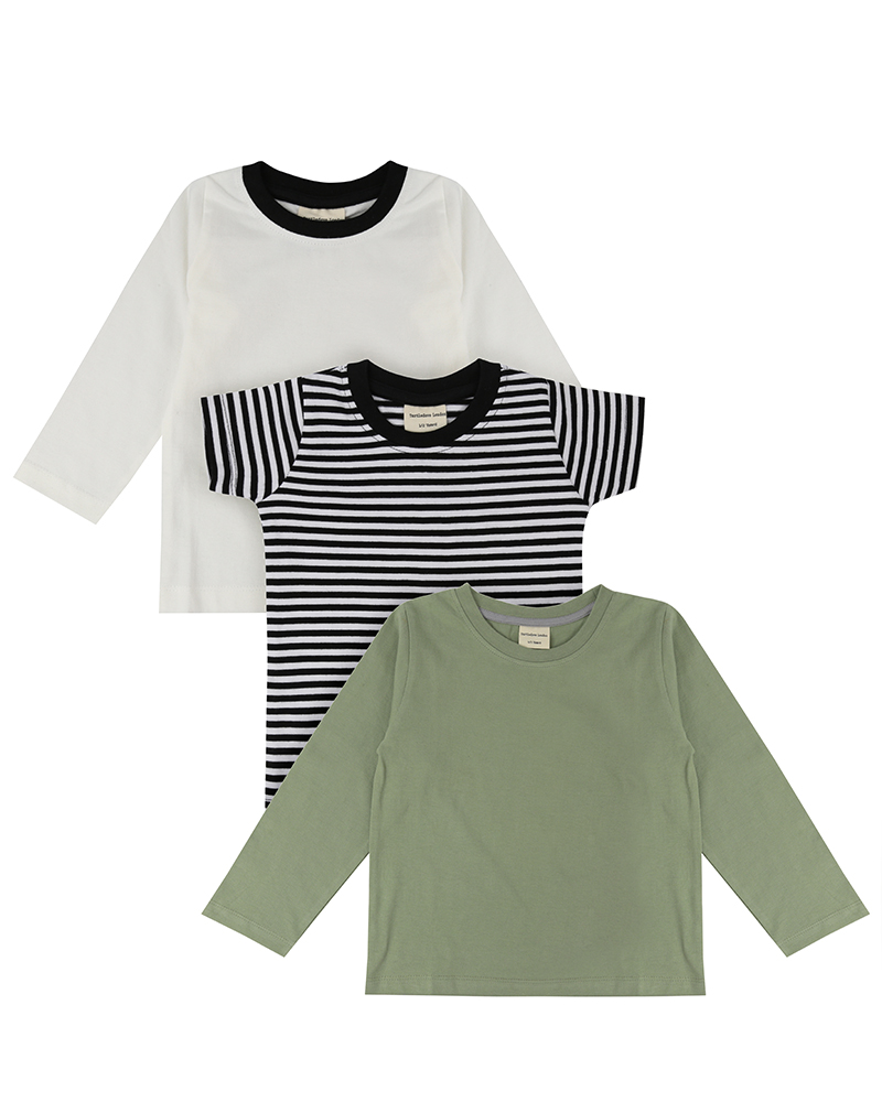 3 Pack Layering Tops