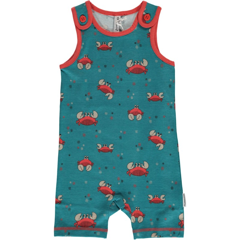 Playsuit Short CRAB