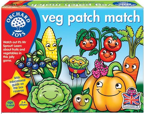 Veg Patch Match