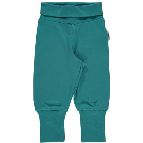 Pants Rib SOFT PETROL