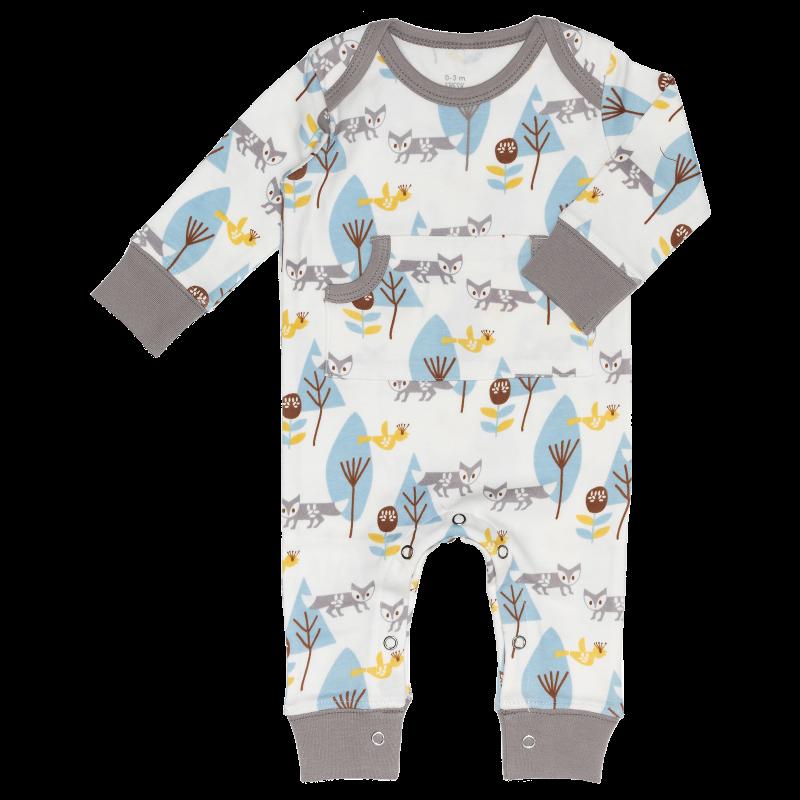 Fresk pyjamas Fox Blue