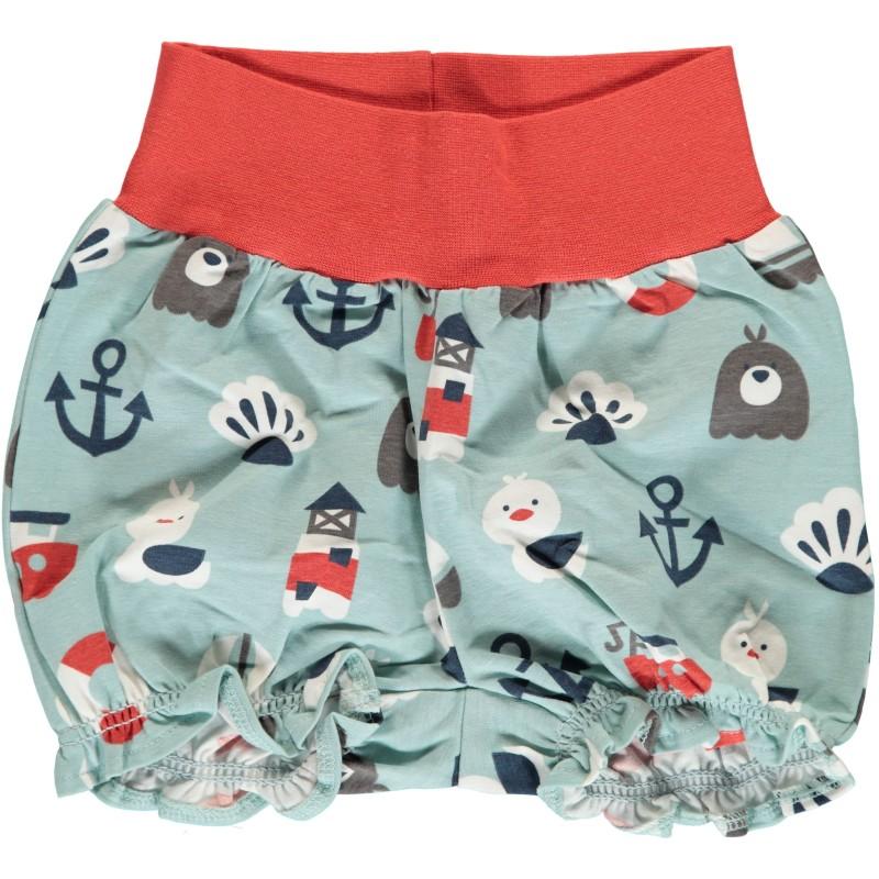 Shorts Rib BLUE OCEAN
