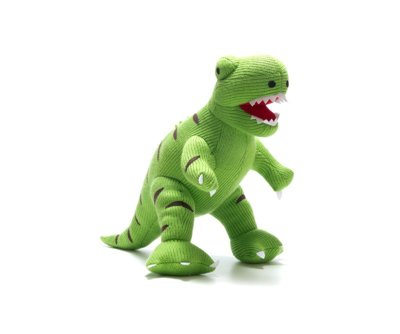 Stickad stor T-rex