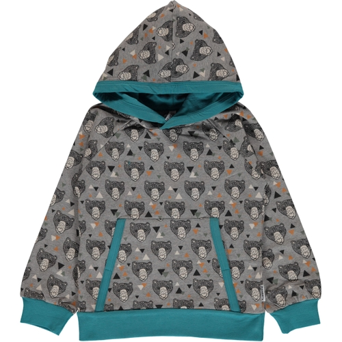 Grizzly Bear Hoodie Sweat