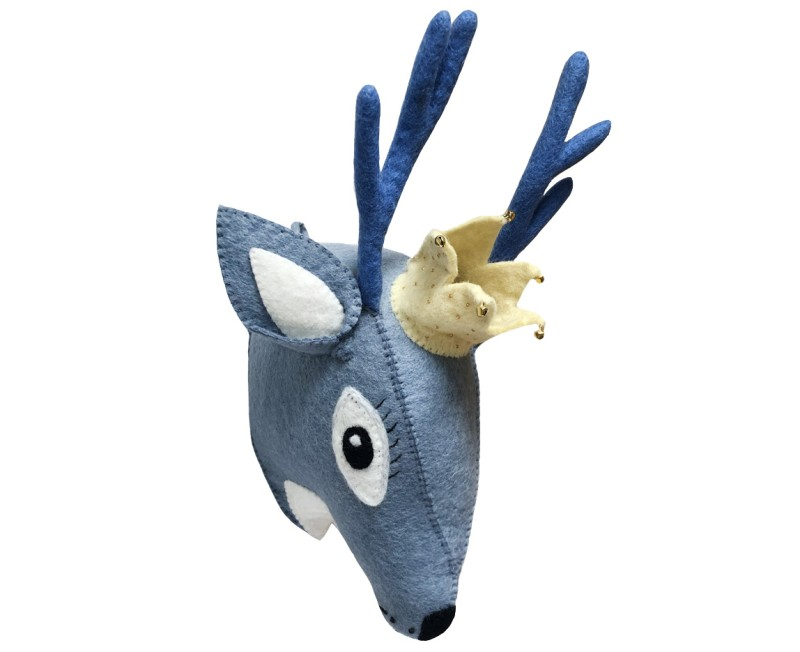 Hjort, Blå