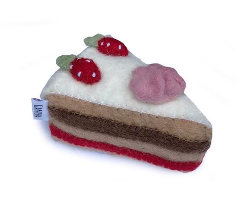 Tårtbit i Ull