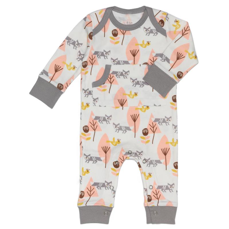 Fresk pyjamas Fox Pink