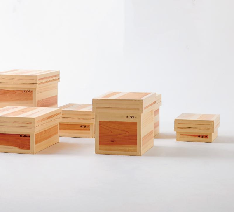 CHABAKO | Tea box 10KG flat