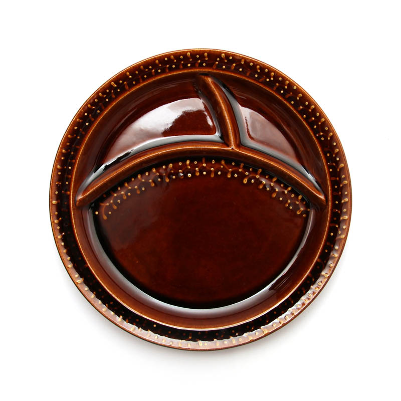 DAYS OF KURAWANKA | SLIPWARE - Lunch plate | amabro