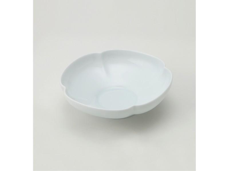 Mokko Basin 14cm Bluish-White | mizu mizu