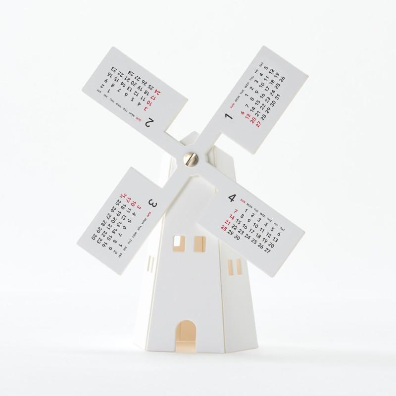 Calendar 2019 Windmill craft kit | good morning Inc.