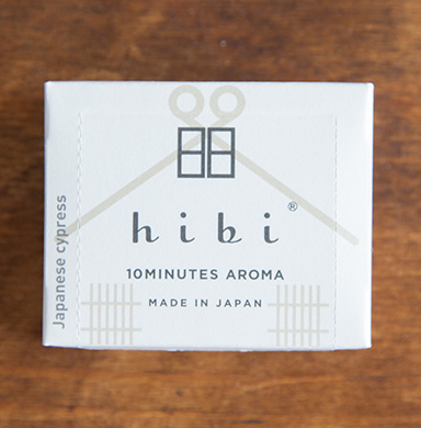 hibi|Japanese cypress (30 sticks pack)